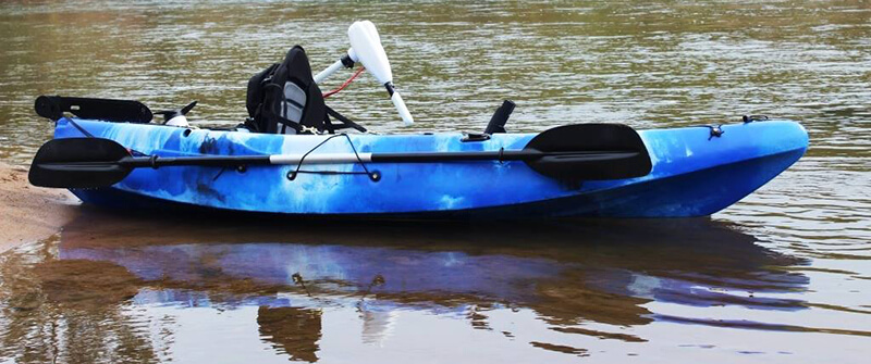 most stable single kayak TN-10 04