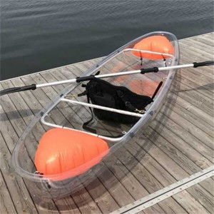 Single Transparent Kayak