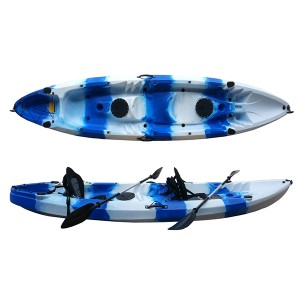 China Manufacturer for Lldpe Hot Selling Single Person Plastic Kayak Fishing Kayak