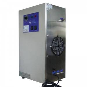 2017 China New Design Ozone For Drinking Water Treatment -