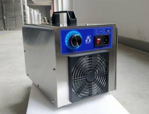 BNP-Y series portable air sterilizer—ozone generator