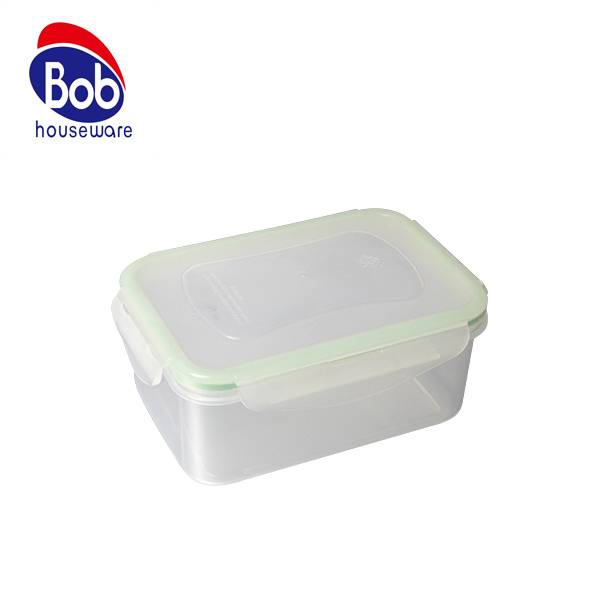 China OEM Manufacturer Square Plastic Food Containers