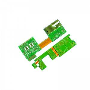 Factory Price For Polyimide 94v0 Pcb -
