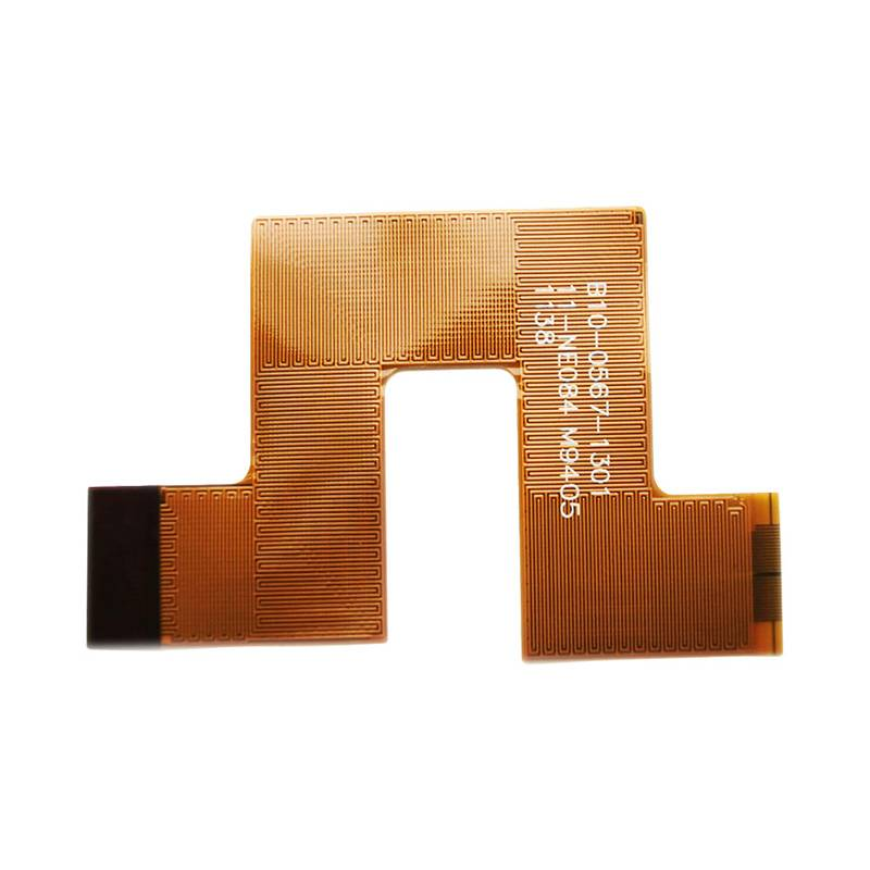 2017 China New Design Transparent Printed Circuit Board -