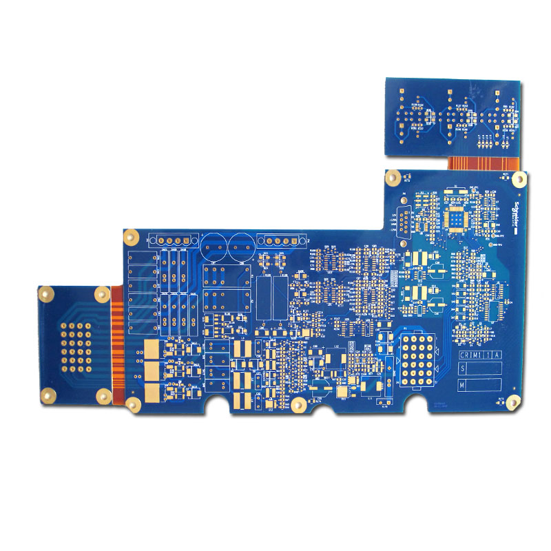 Rigid-Flex PCB for industrial application Featured Image