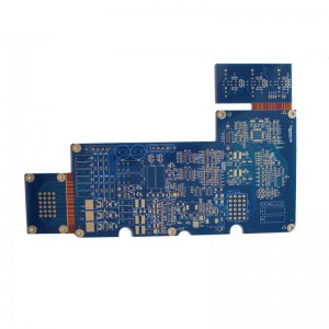 Rigid-Flex PCB for industrial application