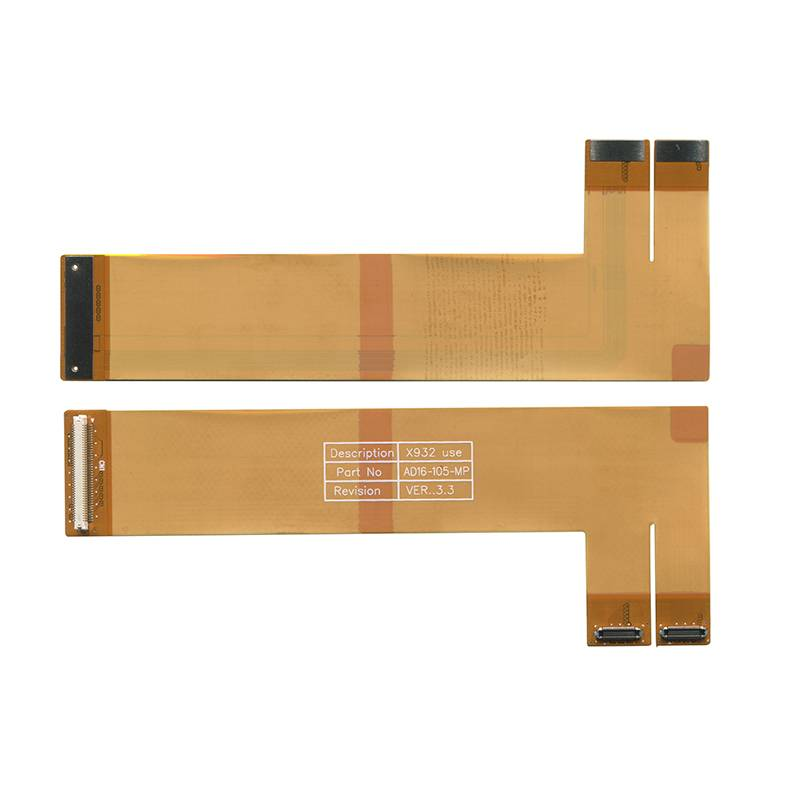 High definition 2 Layer Flex Board -