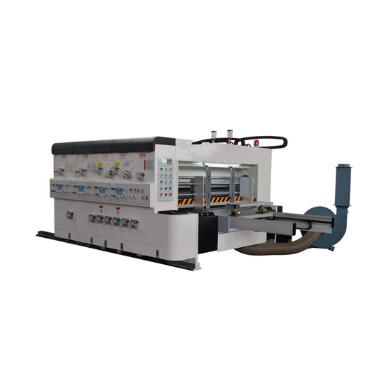 Mid Speed Printing Slotting Die-cutting(option) Machine Featured Image