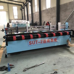 Paper Auto Feeder Machine For Carton Box Making Machine /Corrugated Cardboard Paper Transport Machine
