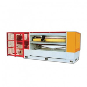 Corrugated Cardboard Nc Control Single Blade Sheet Cutter