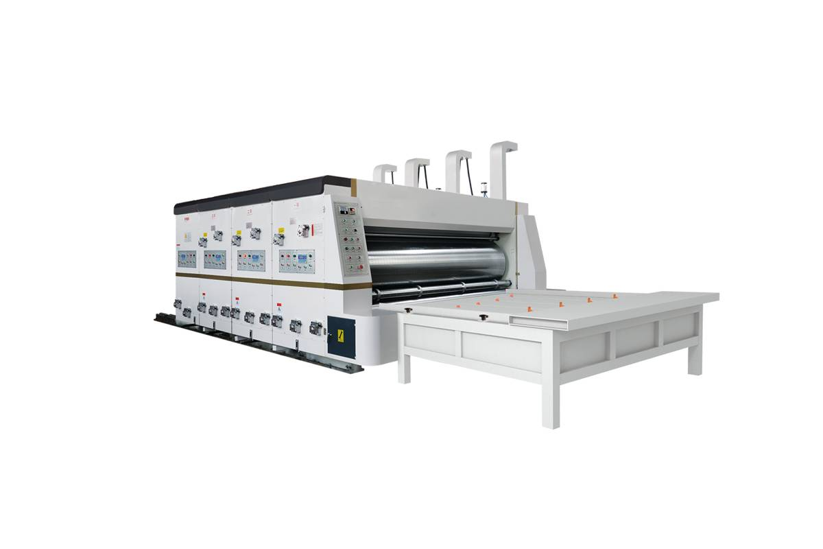 Corrugated Carton Box Making Machines and Carton paper making machinery set with printing slotting and diecutting feature price Featured Image