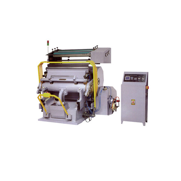 Good Quality Creasing And Die Cutting Machine - Foil stamping and die cutting machine – Bongo