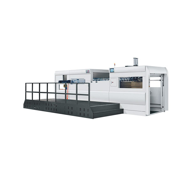 BMY-Automatic creasing die-cutting machine Featured Image