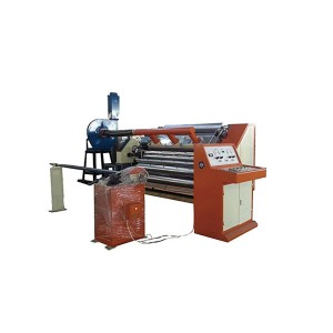 OEM/ODM China Corrugated Board Glue Pasting Machine - Fingerless single facer SF-360S(320S) – Bongo