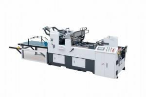 Carton Automatic Window Patching Machine