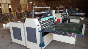 Corrugated Paper Laminating Machine