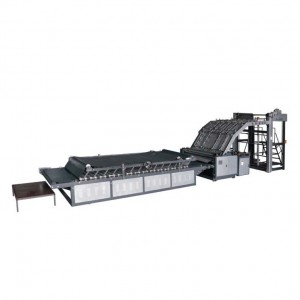 Semi-automatic Flute Laminator Machine (Lift up and down)
