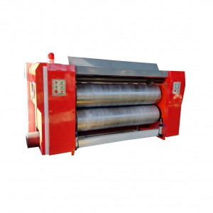 Corrugated Box Cutting Die Machine