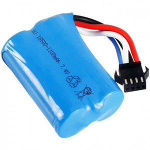 Factory Customized 14.8v 2600mah Lithium Ion Battery Pack 18650-2600 Cell 4s1p With Pcm,Connector 4 Cells In Series