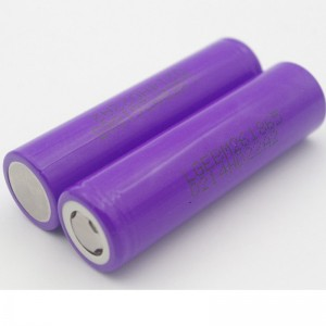 Rechargeable 18650 battery lg M26 2600mah 10A for electric bicycle battery
