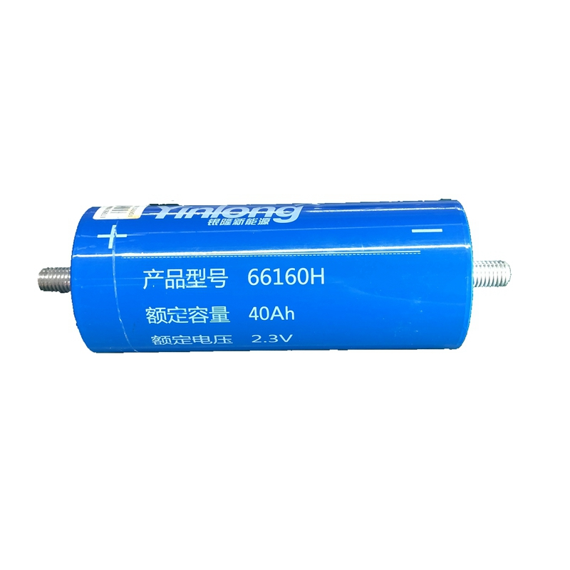 Yinlong 40ah lithium titanate battery lto 66160 2.4v 48v Featured Image