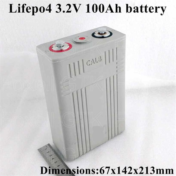 OEM Manufacturer Lithium Iron Phosphate -
