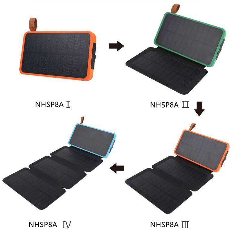 100% Original Factory Solar Power Battery -
