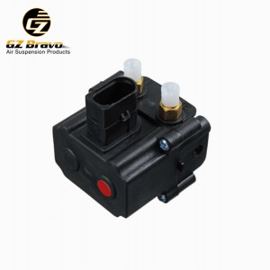 BMW F02 Air suspension Solenoid Valve Block 37206789450 37206864251 37236769082
