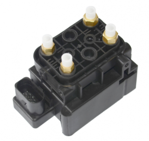 C2D26814 Air Suspension Solenoid Valve Block For JAGUAR