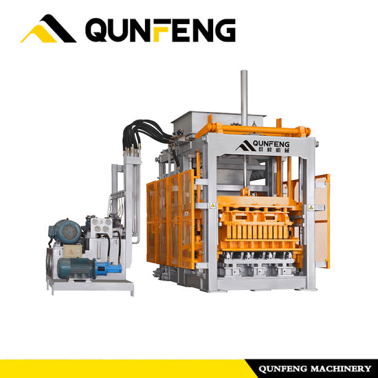 PriceList for Paving Block Molding Machine In Philippines - Paver Block Making Machine Offers (QF2000) – Qunfeng
