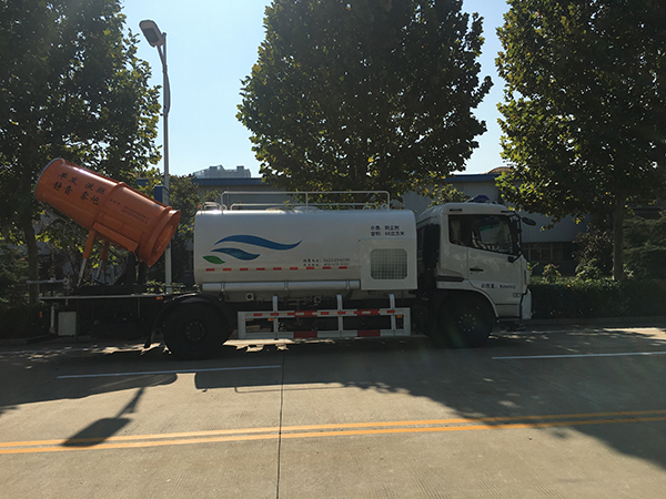 10cbm Multi- Functional Disinfection Truck