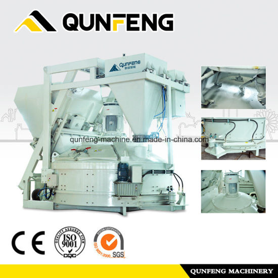OEM/ODM Factory Aac Block Production Line - MP 330 Planetary Concrete Mixer/Cement Mixer Machine – Qunfeng