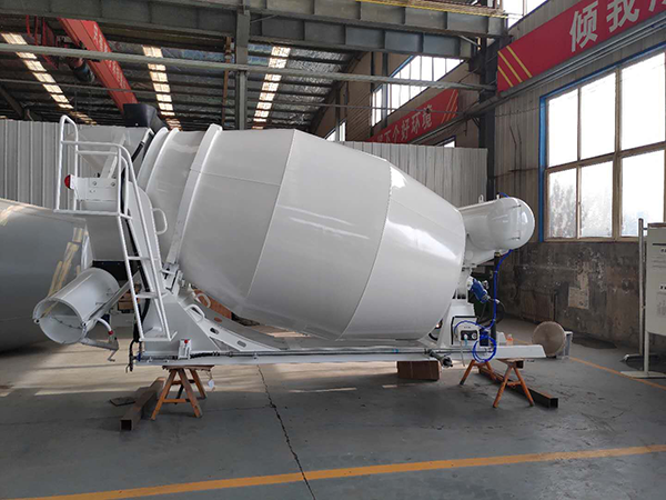 3.5CBM Concrete Mixer Drum