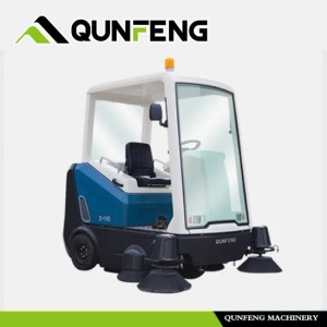 Qunfeng Electric Sweeper / Sopmaskin / Rengöring Sweeper / Golv Sweeper / Electric Road Sweeper /