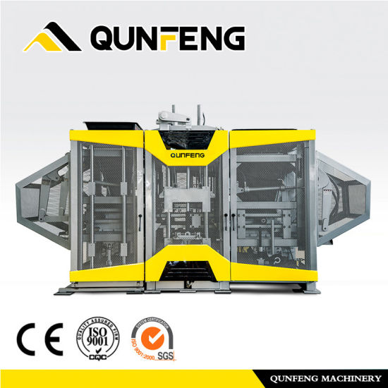 Latest Technology High Quality Block Making Plant