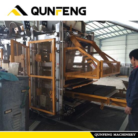 Chinese Professional Interlocking Clay Pressed Brick Machine - Qf1000 Fly Ash Concrete Materials Making Machine – Qunfeng