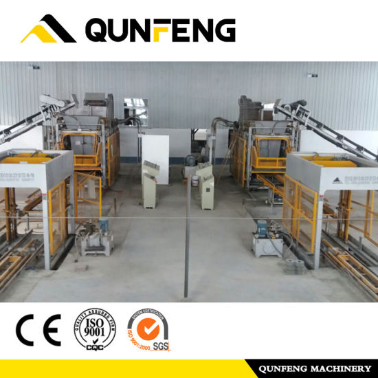 Factory Price For Brick Moulding Machineries - Brick Making Machine/Made in China Automatic Block Machine Qf1300 – Qunfeng