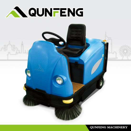 Professional Automatic electrical Mini Street Cleaning Sweeper