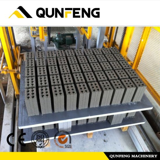 Concrete Block Machine Paving Brick MachineBrick Making Machine Qf700