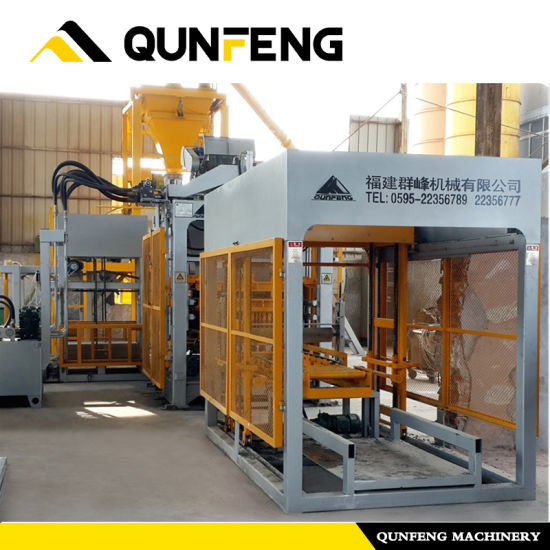 Brick Machine/Brick Making Machine/Made in China Automatic Block Machine