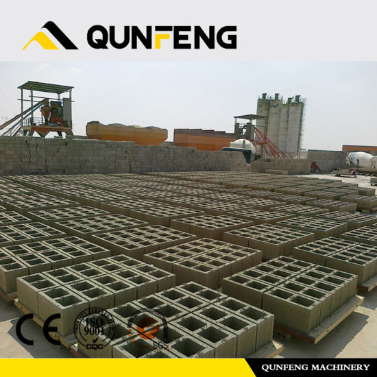 China Manufacturer for Tip Garbage Truck - Brick Making Machine/Brick Machine/Made in China Automatic Block Machine – Qunfeng