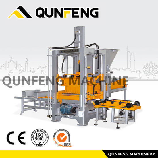 2017 High quality 8000 Liter Water Tank Truck - Made in China Automatic Brick MachineBrick Machine – Qunfeng