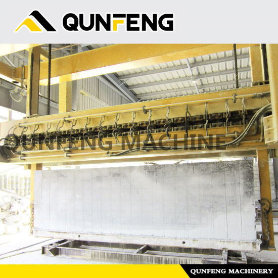 AAC Block Production LineAAC Brick Machine