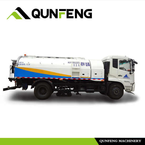 Mqf5160gqxd5 High Pressure Cleaning Truck