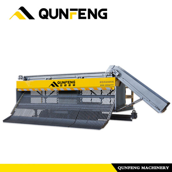 Paver Brick Laying Machine/Concrete Paver Block Making Machine