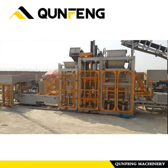 Low price for Automatic Hydraulic Solid Paving Block Machine - China Construction Machinery-Qf1300 Block Machine – Qunfeng