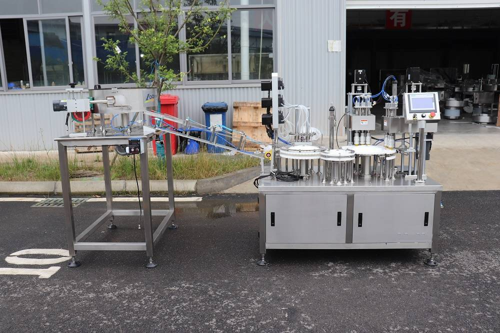 Ivd reagent filling machine Featured Image
