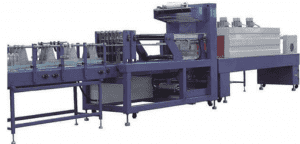 Automatic Linear Type PE Film Shrink Wrapping Machine