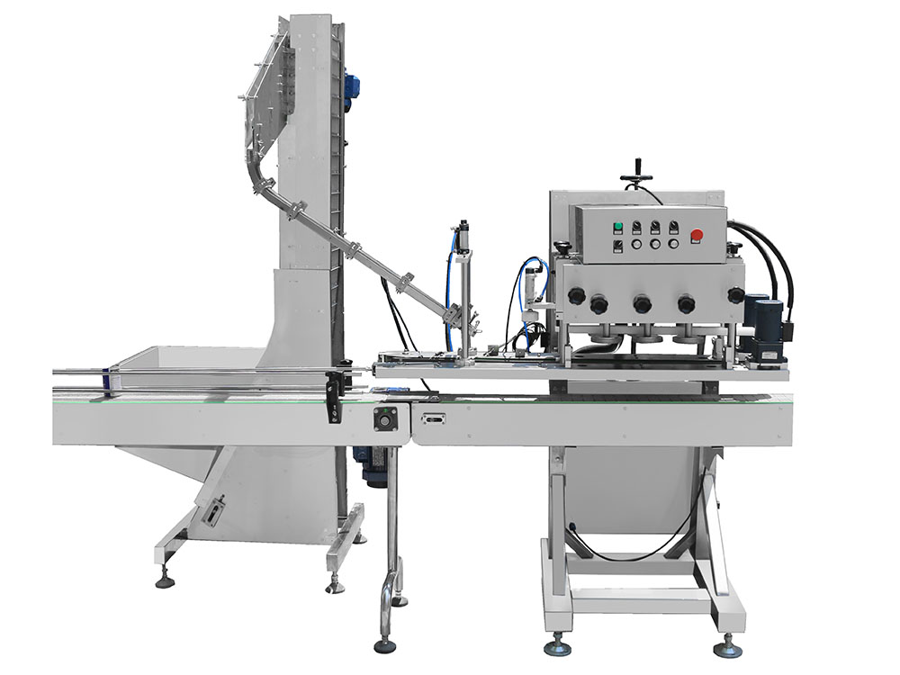 Wholesale Price China 2 Head Liquid Filling Machine -