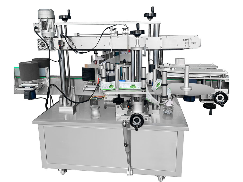 Manufactur standard Flat Labeling Machine -